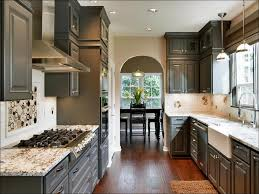 Dark Gray Kitchen Cabinets by Kitchen Black Kitchen Floor Kitchen Color Schemes With White