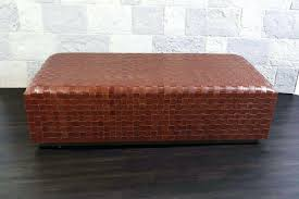 Pouf Coffee Table Burnt Orange Ottoman Sofa Teal Ottoman Orange Ottoman Coffee Table