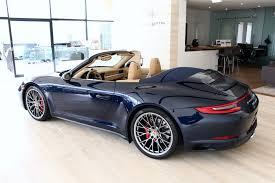 Porsche 911 Hardtop Convertible - 2017 porsche 911 carrera 4s stock 7nl02917a for sale near vienna