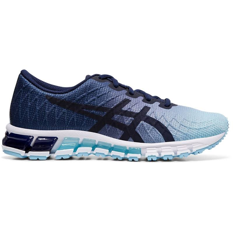 Asics Gel Quantum 180 4 Running Sneakers Blue, 8