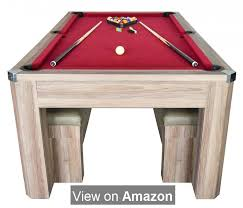 pool table ping pong table combo carmelli newport 7 pool table set with benches 20reviews com