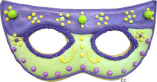 mardi gras cookie cutters mask cookie cutter no 2