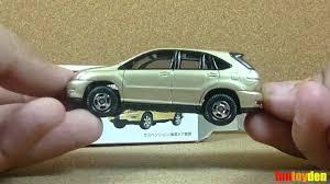 lexus harrier 2012 toyota harrier takara tomy tomica die cast car collection no