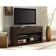 trend dark walnut tv stand 50 for home decor ideas with dark