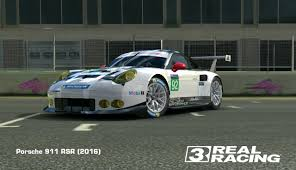 porsche 911 2016 porsche 911 rsr 2016 real racing 3 wiki fandom powered by wikia
