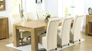 Light Oak Dining Table And Chairs Light Oak Dining Room Sets Great Solid Wood Dining Table Sets