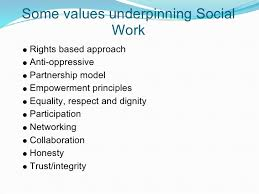 How Theory Underpins Counselling Skills And Techniques And Attitudes Presentation What Is Social Work