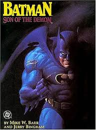 batman son demon