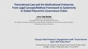 Universities As Multinational Enterprises The Multinational Transnational And The Multinational Enterprise From Concep