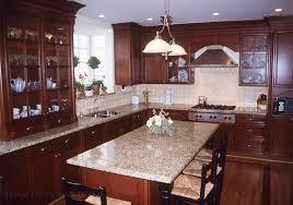 cherry wood kitchen cabinets traditional medium woodcherry
