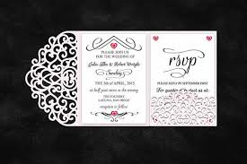 wedding invitation pocket envelopes tri fold 5x7 wedding invitation pocket envelope svg template tri