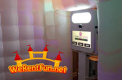 rent a photo booth photo booth rental photo booth rentals doral we rent