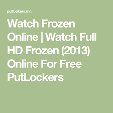 watch frozen watch hd frozen 2013 free