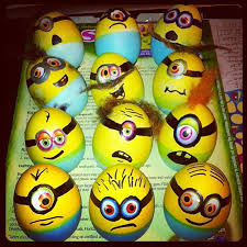 Easter Decorations Ie by Hand Painted Minion Easter Eggs Easter Egg Decorating Ideas Diy