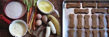 cuisiner pour chien recette de friandise pour chien à la banane et aux carottes