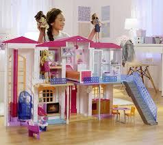 Barbie Dollhouse Plans How To by Barbie Hello Dreamhouse Walmart Com