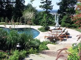 Backyard Swimming Pool Landscaping Ideas Landscape Ideas Around Pool U2013 Bullyfreeworld Com