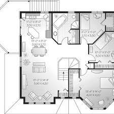 multi family compound plans simple family house single floor plans large home modern multi