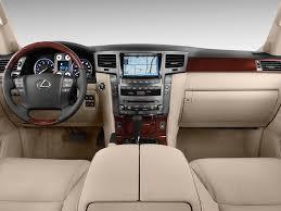 lexus lx 570 interior colors 2011 lexus lx570 cockpit interior photo automotive com
