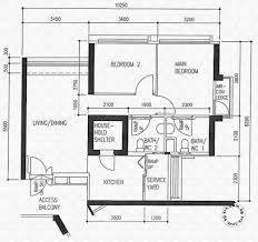 floor plans for 55 havelock road s 161055 hdb details srx property