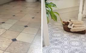 is vinyl flooring for a bathroom how to lay vinyl floor in a bathroom dove cottage