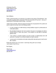 best physiotherapist cover letter 77 for cover letter online with