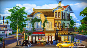 Flower Shops by My Sims 4 Blog Antique Store And Flower Shop By Frau Engel