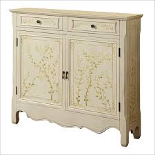 Painted Console Table 2 Door Hand Painted Console Table By Powell Furniture 246 33