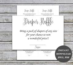 Raffle Tickets For Baby Shower Baby Shower Raffle Tickets Template Busstopopera Com