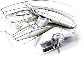 Interior Design Sketches Smart Car Interior Sketch Google 搜尋 I02 Sketch Pinterest