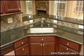 How To Choose A Kitchen Sink Custom Home Kitchen Design - Kitchen sinks styles