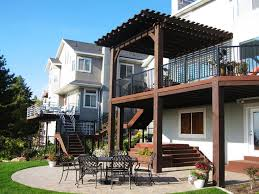 72 best decks and handrails images on pinterest pergola kits