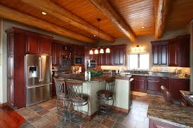 Log Home Interior Photos Decorating A Log Home Home Is Here