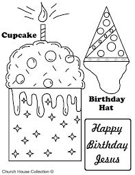 happy birthday jesus coloring page happy birthday jesus coloring