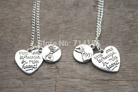 couples necklace 20pcs lot boyfriend necklaces his hers couples necklace