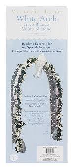 wedding arch lights darice 5209 05 tubular decorative wedding arch 90