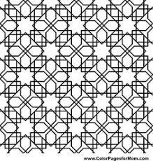 geometric coloring pages print coloring mandala