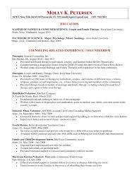 Science Teacher Resume Examples by Pay To Get Family And Consumer Science Resume