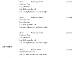 resume free resume builder pipefitter resume examples samples