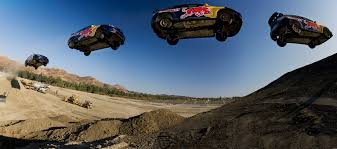 subaru rally jump pastrana describes red bull no limits jump bnqt