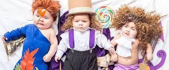 mom dresses up her u0027sweet pea u0027 triplets in epic diy halloween