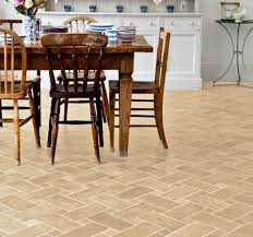 the uniquely beautiful ecostep sand tile 930 cushioned vinyl