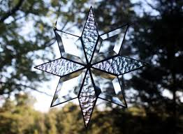126 best snowflakes stained glass images on