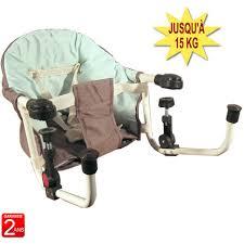 siege de table bébé siège de table pour bébé bebeachat pas cher à prix auchan