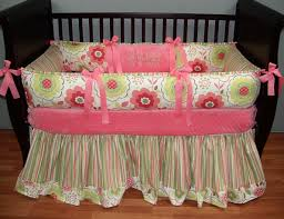 Coral Nursery Bedding Sets by Kynlee Baby Bedding 2149 319 00 Modpeapod We Make Custom