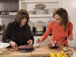 the barefoot contessa ina garten cooking with friends in the kitchen with ina garten barefoot