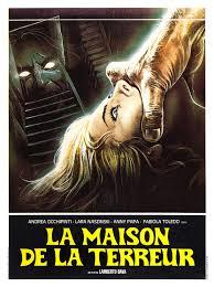 Dark Posters Poster For A Blade In The Dark La Casa Con La Scala Nel Buio