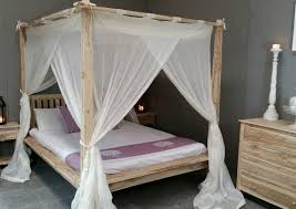 poster bed canopy balinese rumple four poster bed canopy muslin mosquito net 185 x