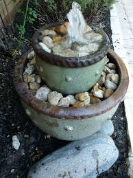 small rock water features for the garden front door daccor ideas