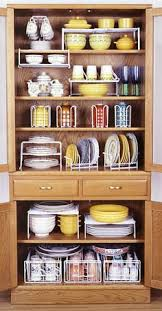 Kitchen Cabinet Organizer Ideas 40 Clever Storage Ideas For A Small Kitchen Cupboard Organizers